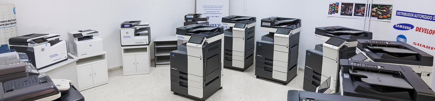 Venta Impresoras en Córdoba – CopyfaxCor