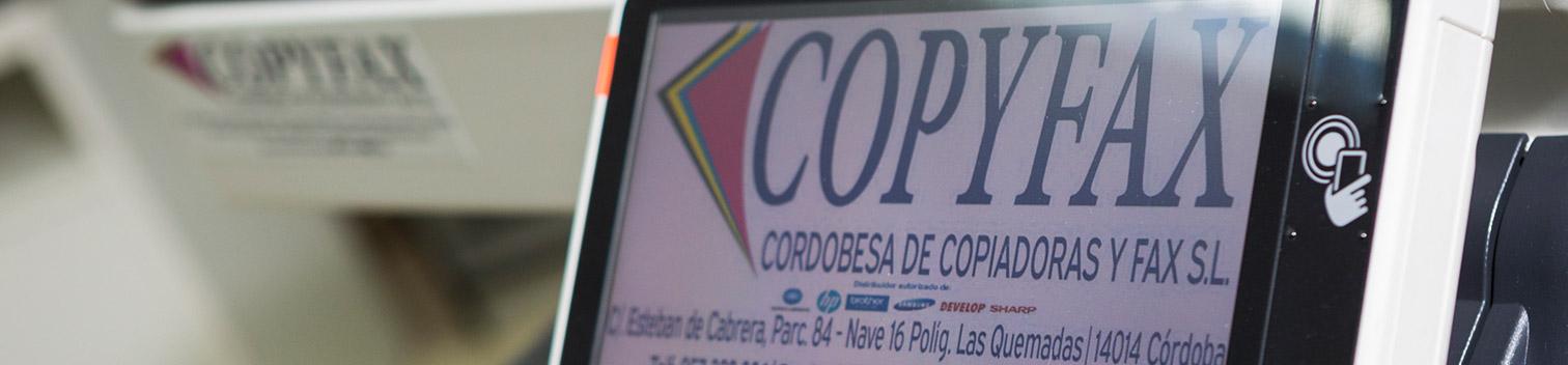Mantenimiento Fax en Córdoba – CopyfaxCor