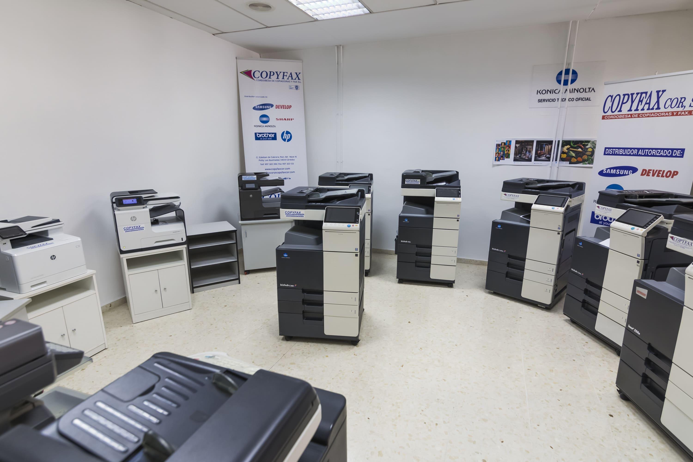 Ventajas de alquilar equipos de impresión profesionales