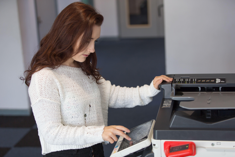 Características de una buena impresora para oficina