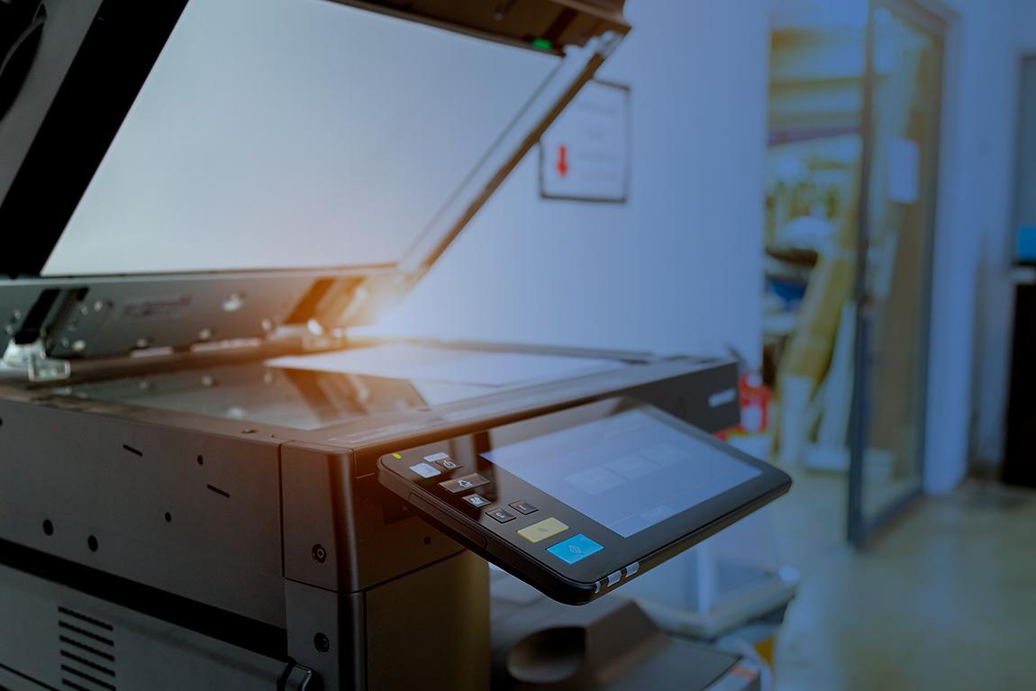 Impresoras multifunción en blanco y negro